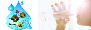 El agua contaminada vinculada a complicaciones durante el embarazo, el PCE
