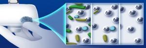 Las bacterias coliformes en los tanques de agua