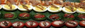 Siete razones para comer insectos. Las langostas, y los huevos de hormigas
