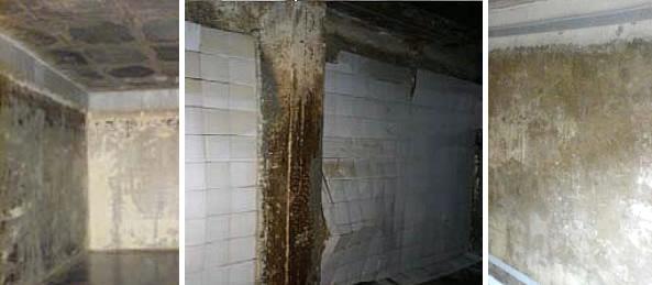 Reparacion e impermeabilizacion de tanques de agua potable