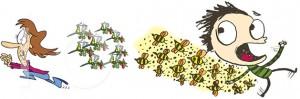 Cómo protegerse de los insectos que pican, algunos, algunos consejos importantes