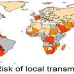 La predicción de la propagación del virus Zika