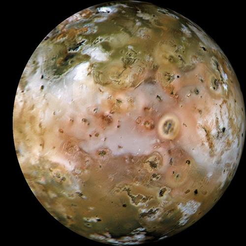 Puede haber vida en la luna de Júpiter, Io