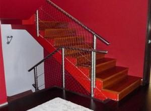 Redes de Proteccion Escaleras, Redes Proteccion Patios