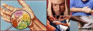 La salmonelosis. Una de las causas principales de enfermedades transmitidas por los alimentos, tanques de agua en mal estado