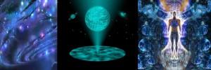 Es el universo un holograma. Si la gravedad cuántica en un espacio plano permite una descripción holográfica